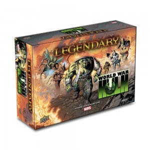 Legendary®: World War Hulk Expansion Set