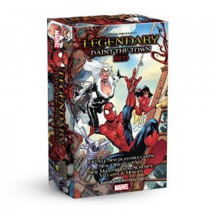 Legendary™: A Marvel Deck Building Game- Paint The Town Red Expansion