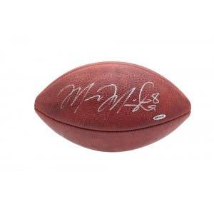 Marcus Mariota Autographed Authentic Wilson Football