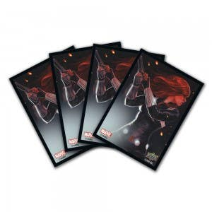 Marvel Black Widow Sleeves (65 Count)