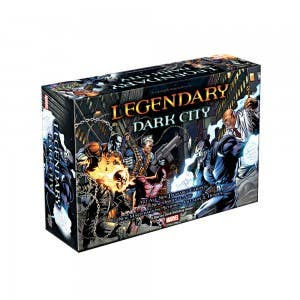 Dark City Legendary Expansion Pack