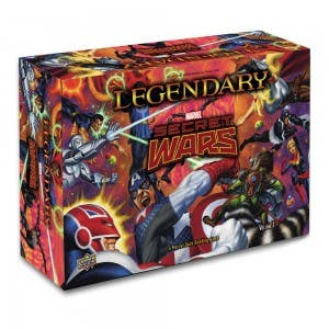 Marvel Legendary Secret Wars Game | Bonus Jusko Cards