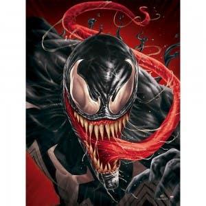 Marvel Venom: Devouring Drool Print