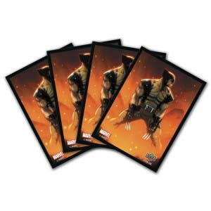 Marvel Wolverine Sleeves (65 Count)