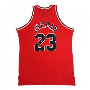 Michael Jordan Signed '97-'98 Away Jersey