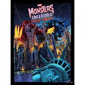 Monsters Unleashed Variant