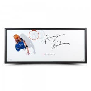"Penny Hardaway Autographed The Show ""Triple Threat"""