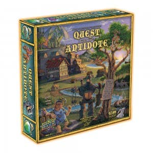 Quest for the Antidote™ Board Game