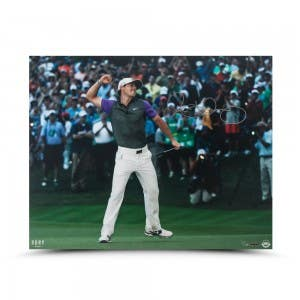 Rory McIlroy Signed Magic Moment 2014 PGA 16 x 20