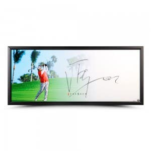 "Shanshan Feng Autographed The Show ""Style"""