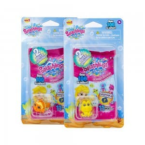 Splashlings Blister 2-Pack