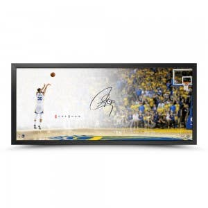 "Stephen Curry Autographed The Show ""Steph Layup"""