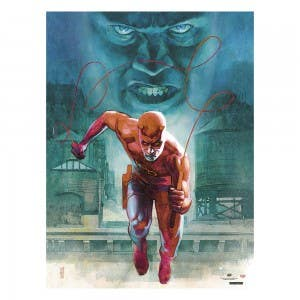 The Man Without Fear by Alex Maleev