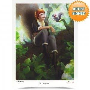 The Unbeatable Squirrel Girl | Artist Signed