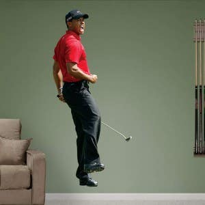Tiger Woods Fathead