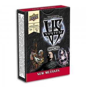 Vs.  System® 2PCG™: New Mutants