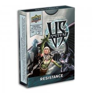 Vs. System® 2PCG®: Resistance