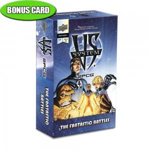 BONUS Vs. System® 2PCG®: Fantastic Battles
