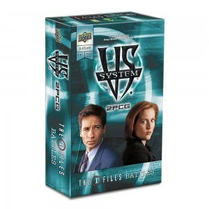 Vs. System® 2PCG®: The X-Files Battles