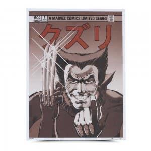 Wolverine Kuzuri Regular Gallery Print