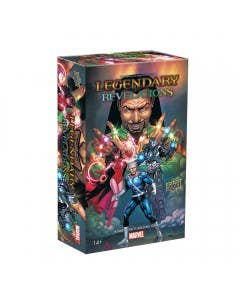 Legendary®: A Marvel Deck Building Game: Revelations Deluxe Expansion