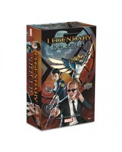 LEGENDARY® S.H.I.E.L.D.: A Marvel Deck Building Game Expansion