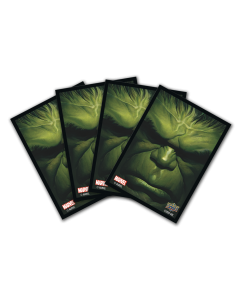 Marvel Hulk Sleeves (65 Count)
