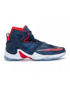 "LeBron James Game Worn ""LeBron 13"" Shoe (Vs. Phoenix Suns)"