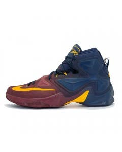"LeBron James Game Worn ""LeBron 13"" Shoe (Vs. San Antonio Spurs)"