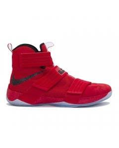 "LeBron James Game Worn ""LeBron Zoom Soldier 10"" Shoe (Vs. Washington Wizards)"