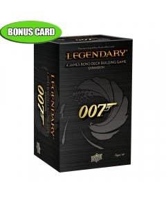 Legendary® 007: A James Bond Deck Building Game Expansion BONUS CARD