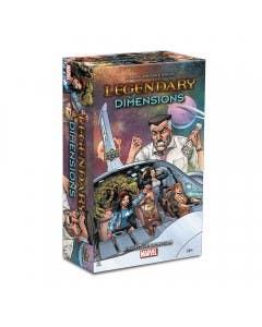 Legendary®: A Marvel Deck Building Game: Dimensions