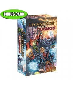 Legendary® Into The Cosmos: A Marvel Deck Building Game Deluxe Expansion