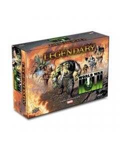 Legendary®: World War Hulk Expansion Set
