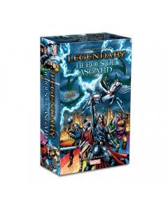 Legendary® Heroes of Asgard: A Marvel Deck Building Game Expansion