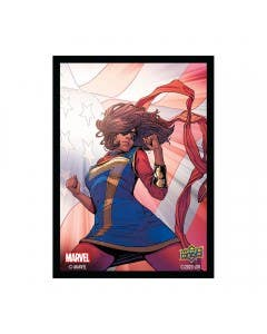 Marvel Ms. Marvel Sleeves (65 Count)