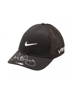 Rory McIlroy Autographed Black Nike Hat