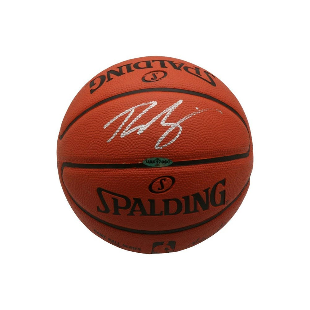 Free* Ben Simmons Autographed Mini Basketball with NBA Purchase!
