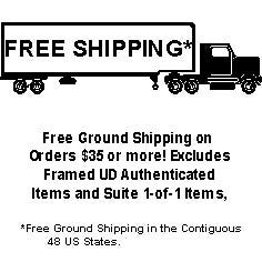FREE Ground Shipping on Orders $35+!