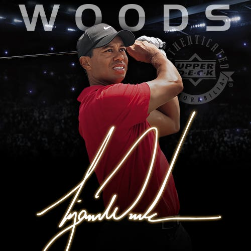 The Tiger Woods Signature Golf Collection