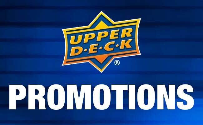 Upper Deck Promotions