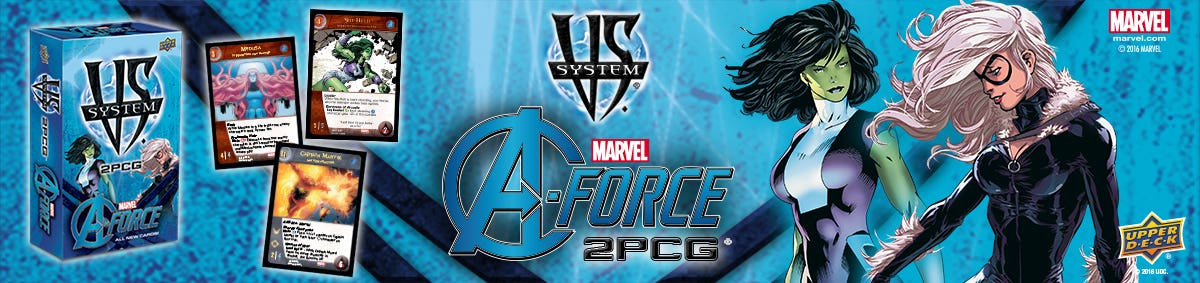 VS System® 2PCG®: A-Force